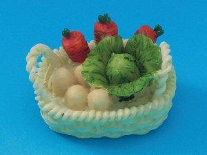 画像1: 野菜バスケット