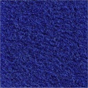 画像1: 粘着剤付 カーペット Blue  48.26cm x 33.02cm