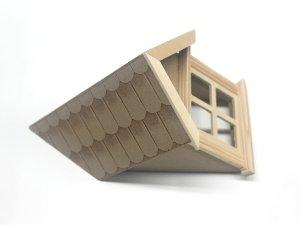 画像1: ドーマー窓(屋根窓)
