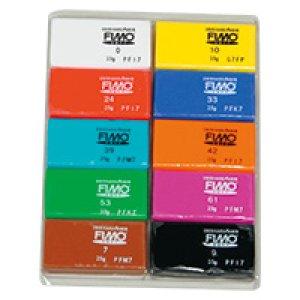 画像2: ステッドラー STAEDTLER  フィモ マテリアルパック 10色セット