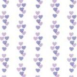 HEARTS Lilac/Mauve