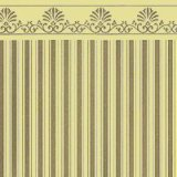 Majestic Stripe Wallpaper Gold / Beige