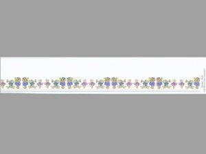 画像1: 壁紙 ボーダー用 長さ:約42cm  Musical Teds Border